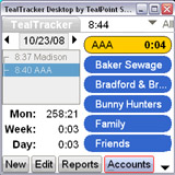 Screenshot1- TealTracker Desktop for Windows PC
